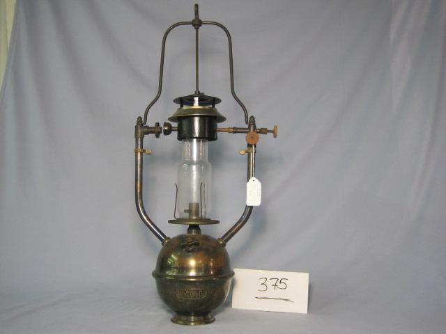 Magic arc lamp