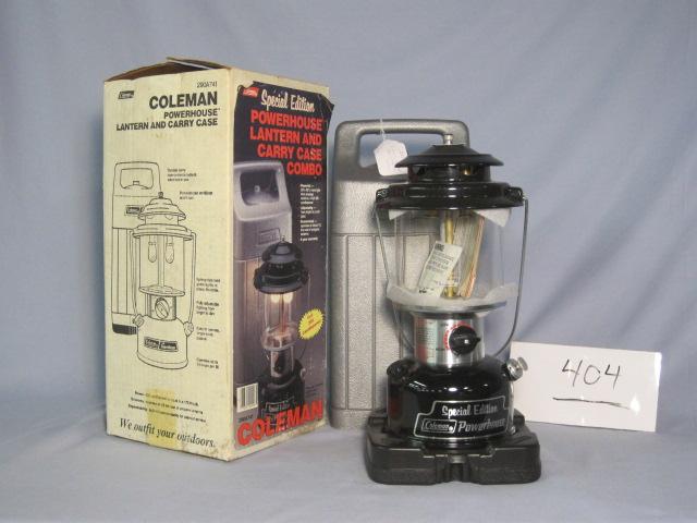Coleman 290A
