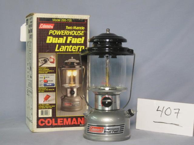 Coleman 295