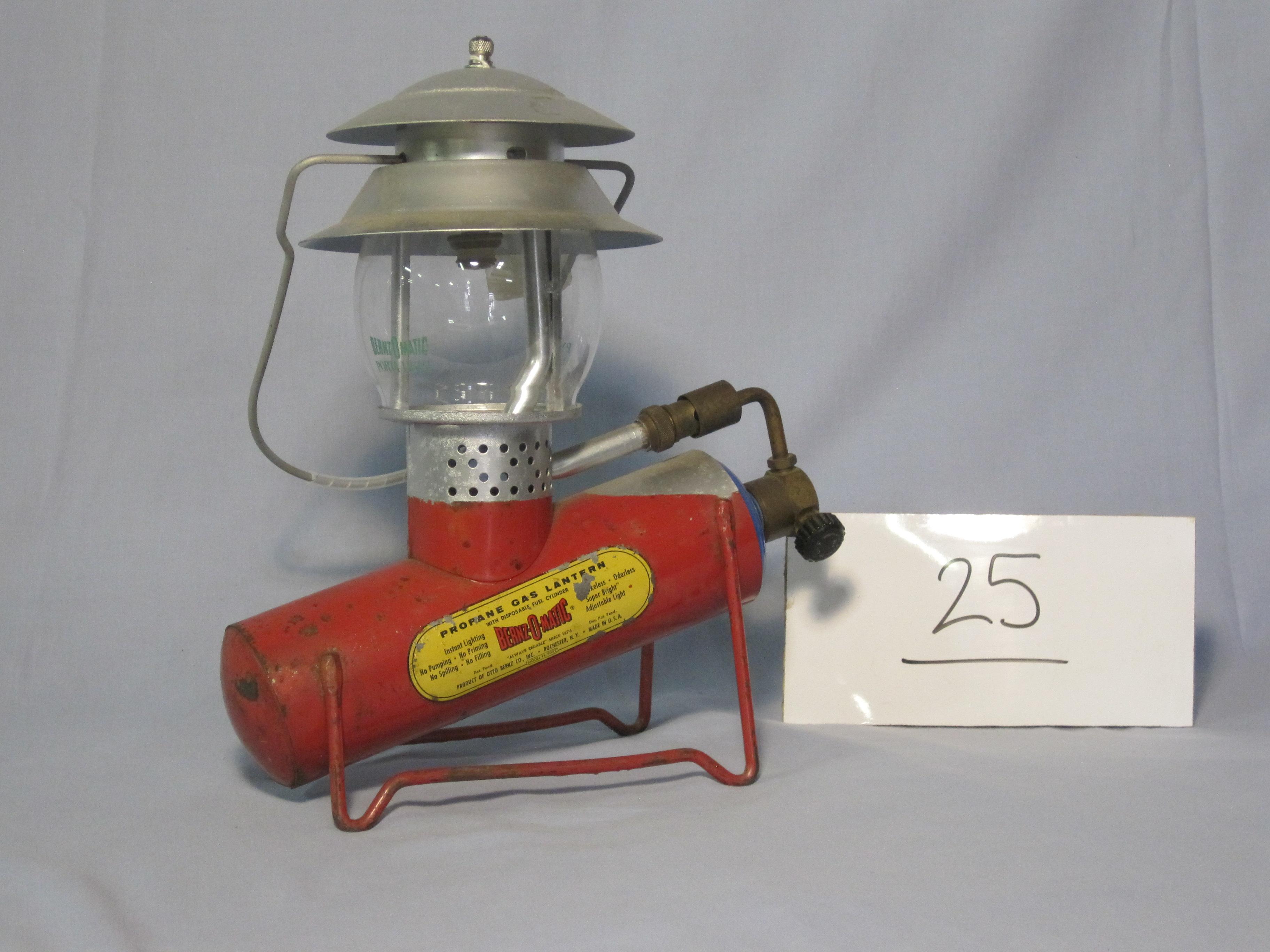 Bernz-O-Matic Lp Lantern
