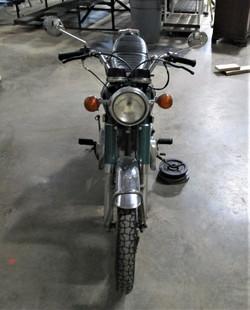 HONDA CB350 MOTORCYCLE - 1971