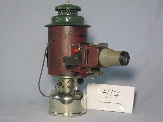 Coleman American Optical Projector 2
