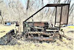 John Deere Crawler 420 C