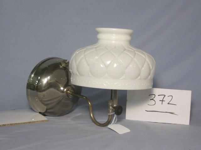ron bracket lamp and shade