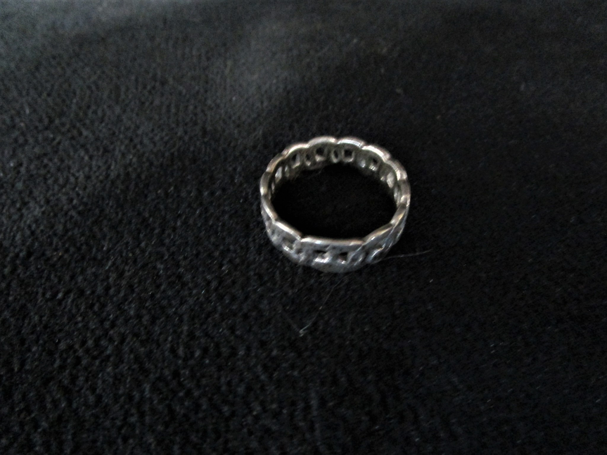 Sterling 925 Silver Ring