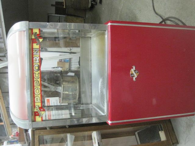 Manley popcorn popper
