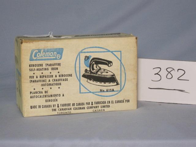 Coleman Canada 614A NIB