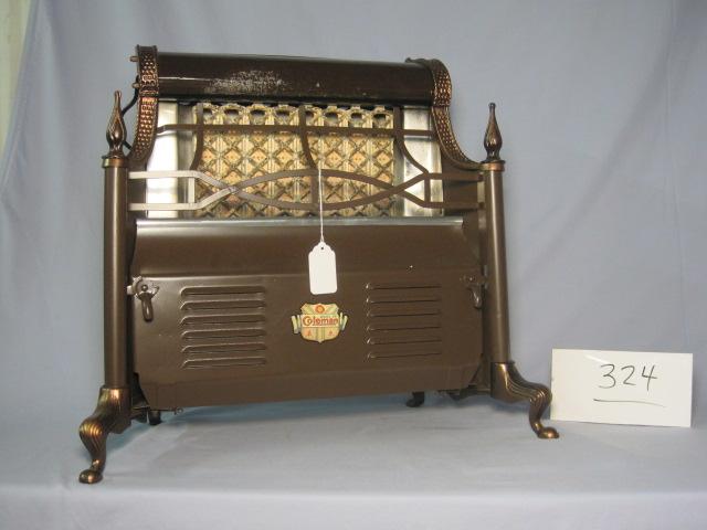 Coleman model 58 Radiant heater