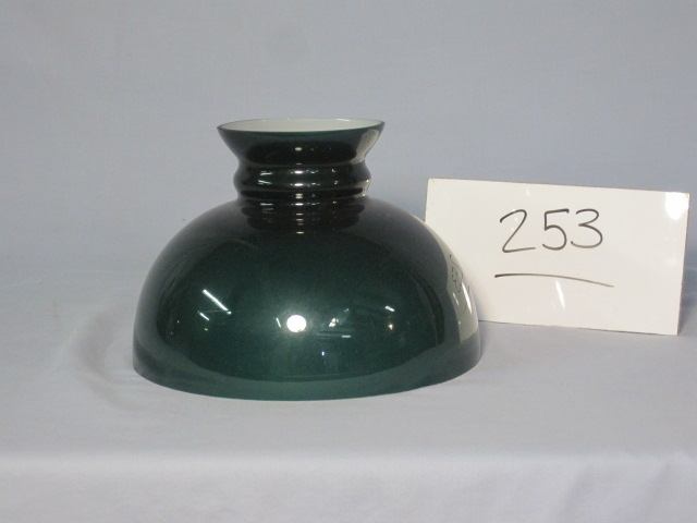 """cased 10"""" shade with 3 1/8"""" fitter"""