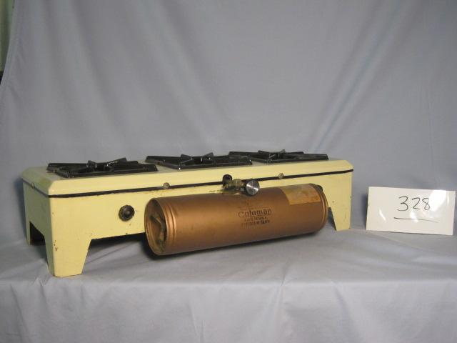Coleman Hot Plate Model 387