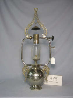 Coleman Arc lamp