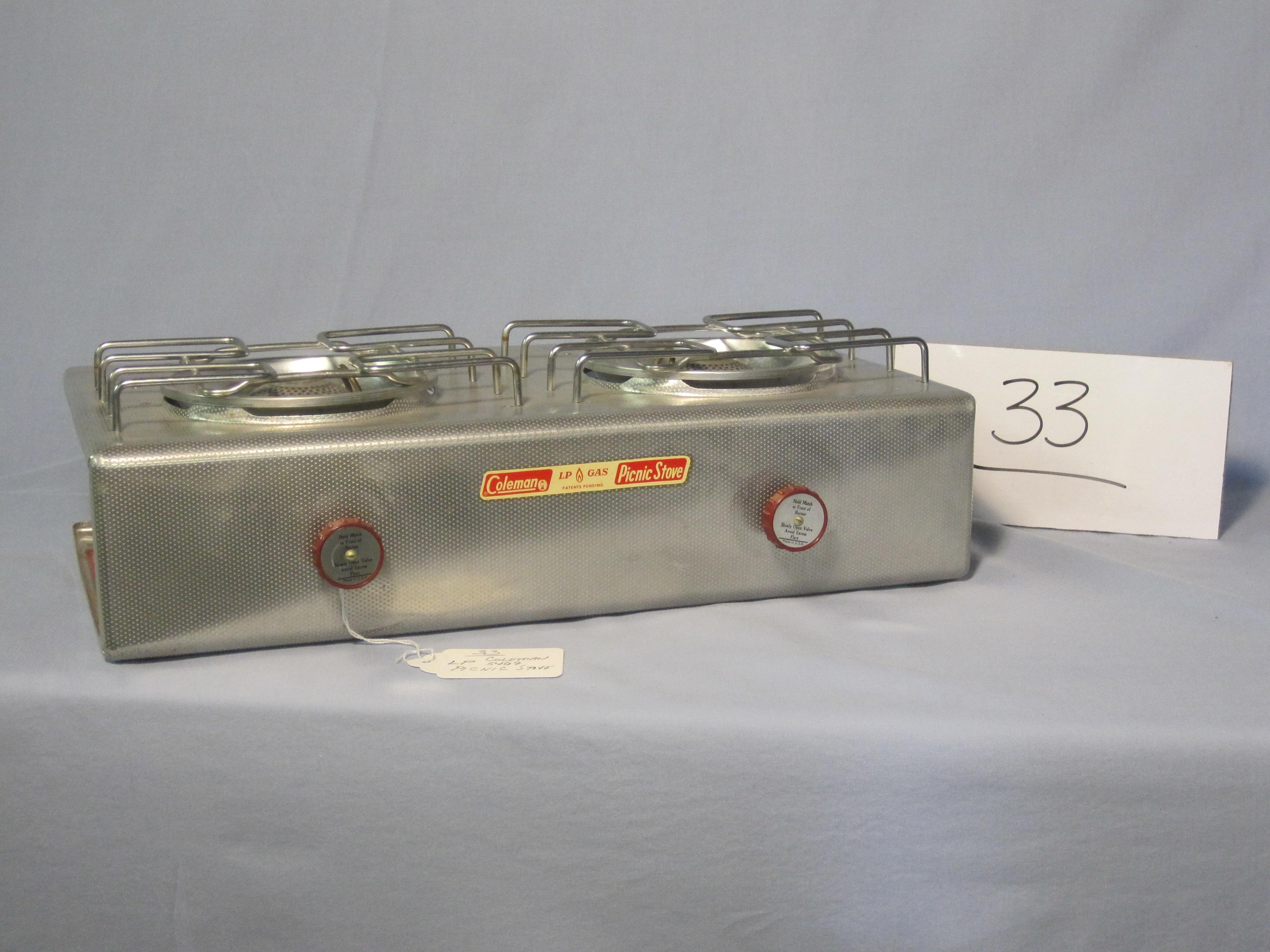 Coleman  model 5409