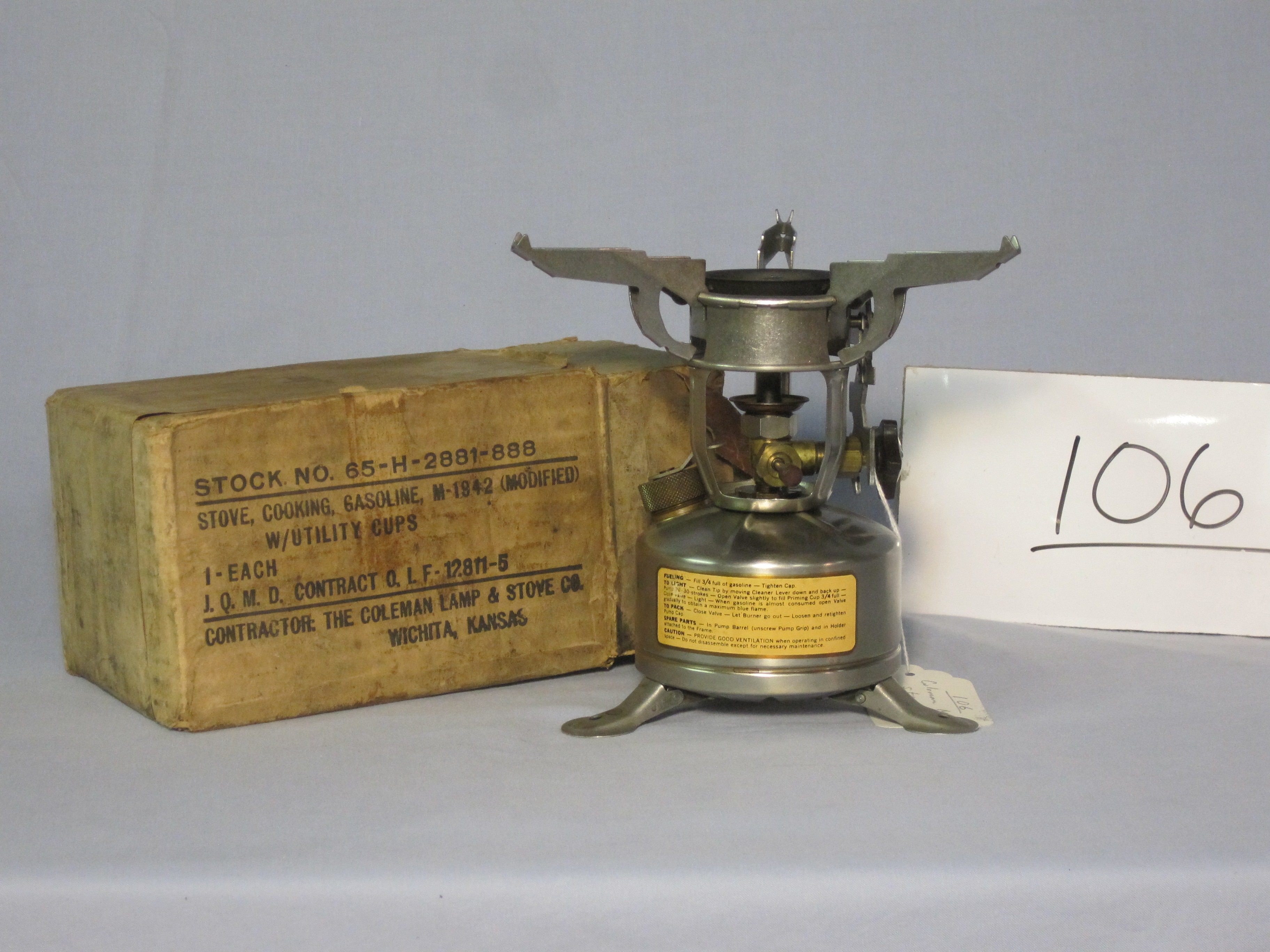 Coleman M-1942