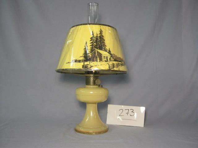 Coleman 160 Kero-Lite mantle lamp