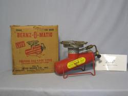 Bernz-O-Matic LP 1 Burner Stove