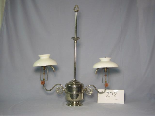 Nulite chandelier model 202M