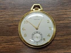 Hamilton 1908 18k Pocket watch
