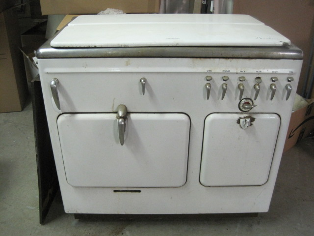 Chambers cook stove