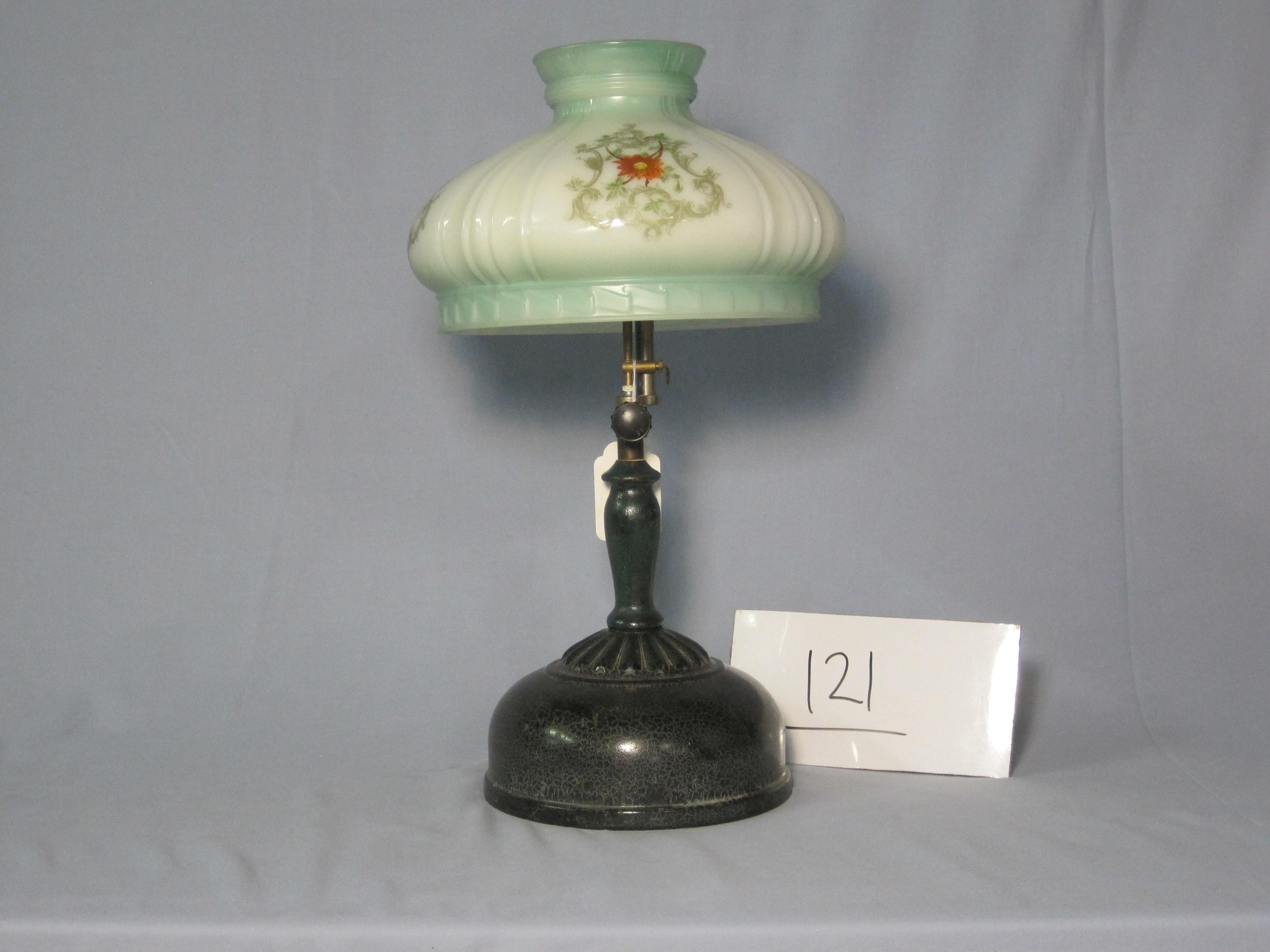 Coleman 117A lamp
