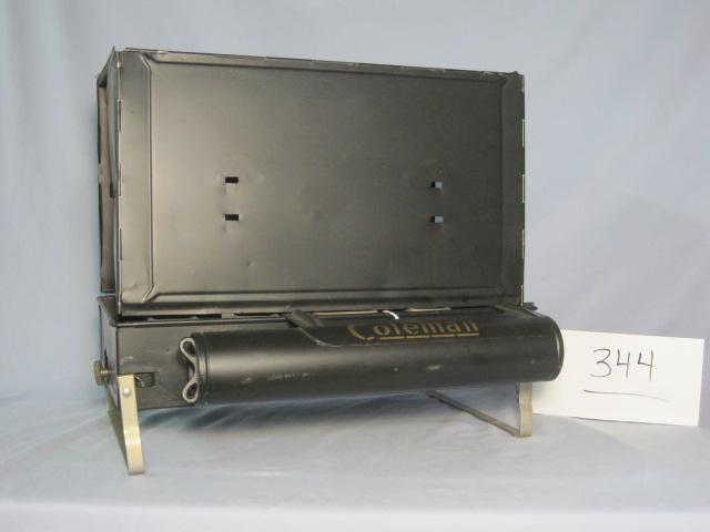 Coleman model 2 stove