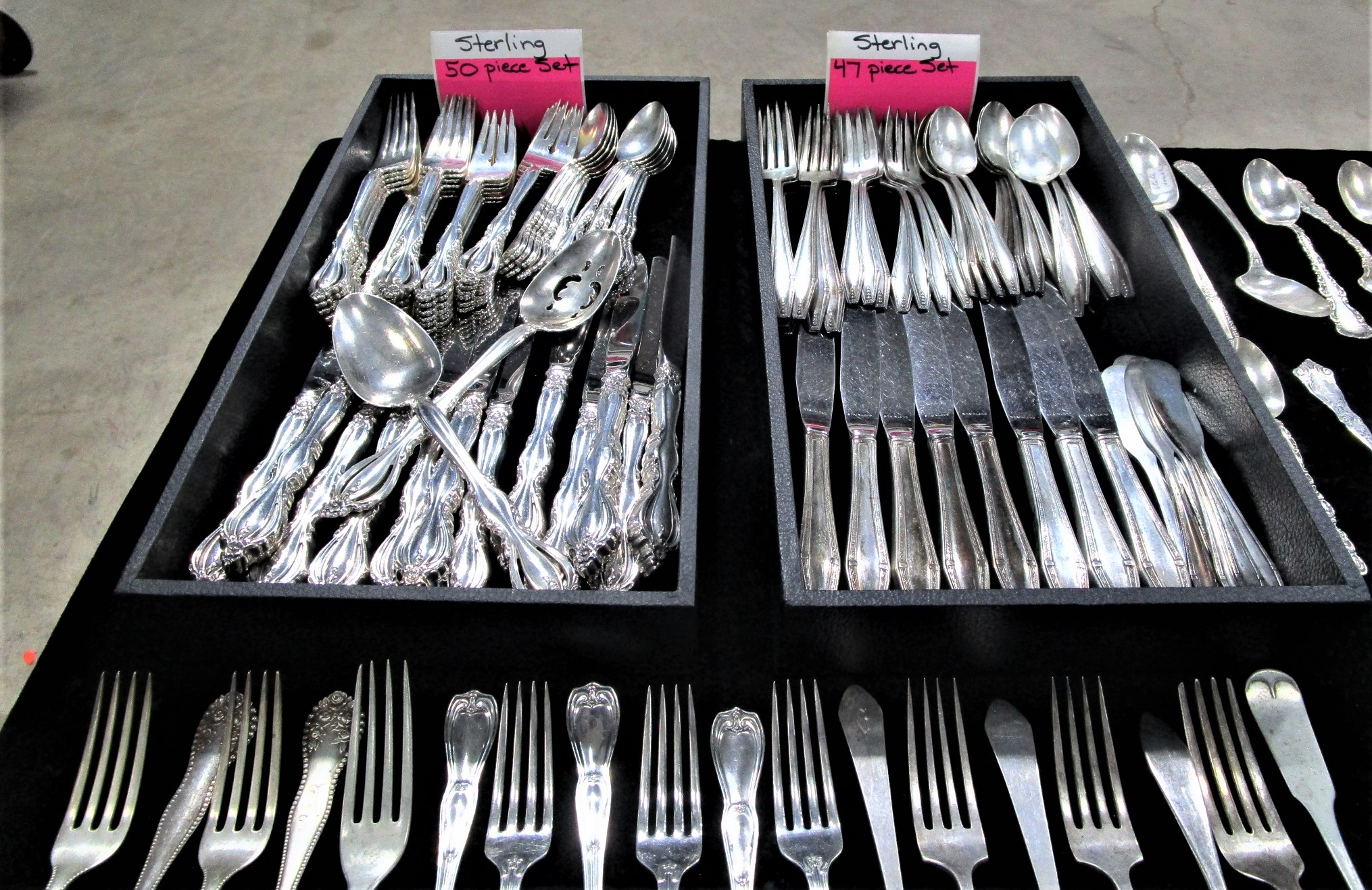 STERLING SILVER COLLECTION