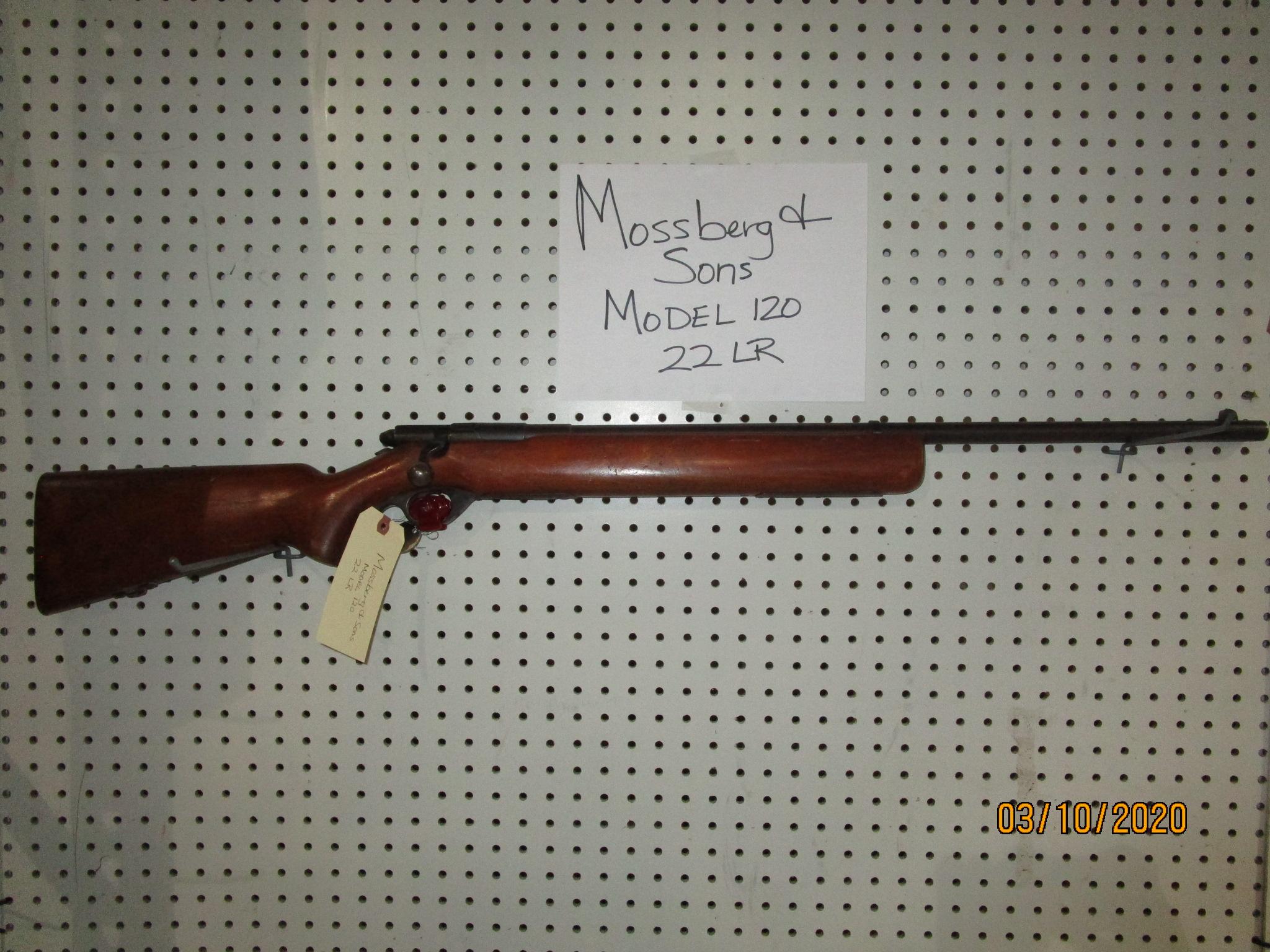 Mossberg & Sons Model 44US 22LR