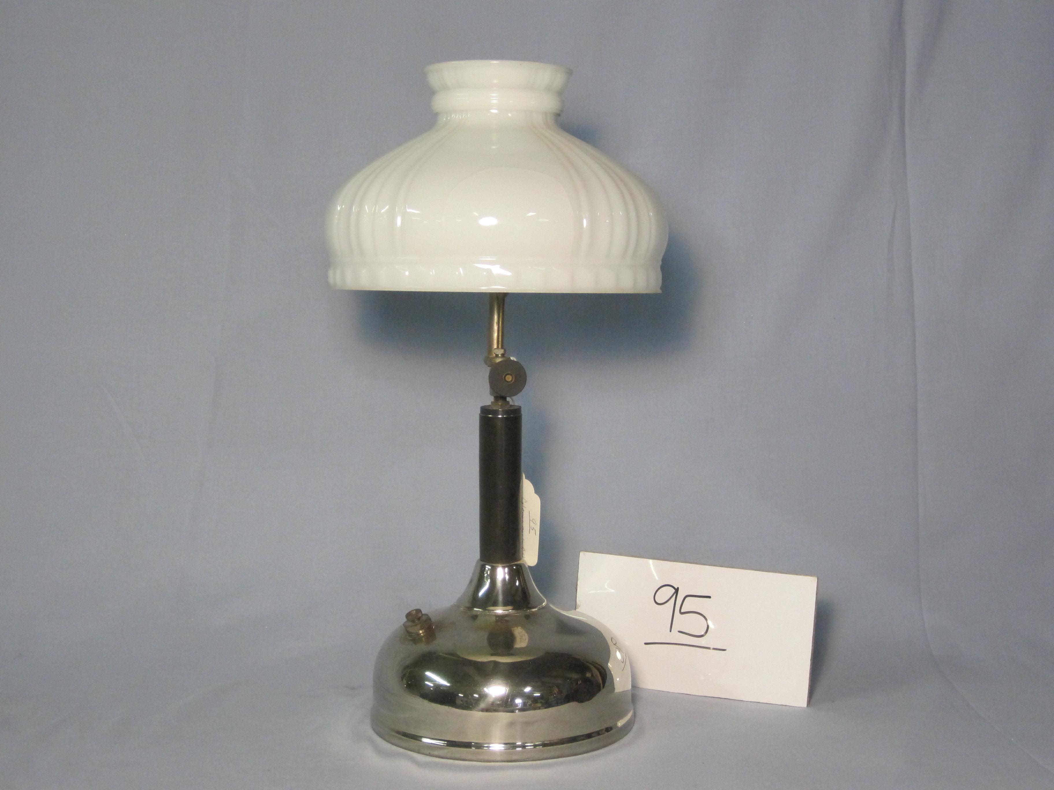 Coleman CQ lamp