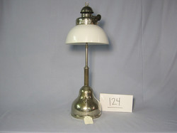 Coleman Model R Reading lamp