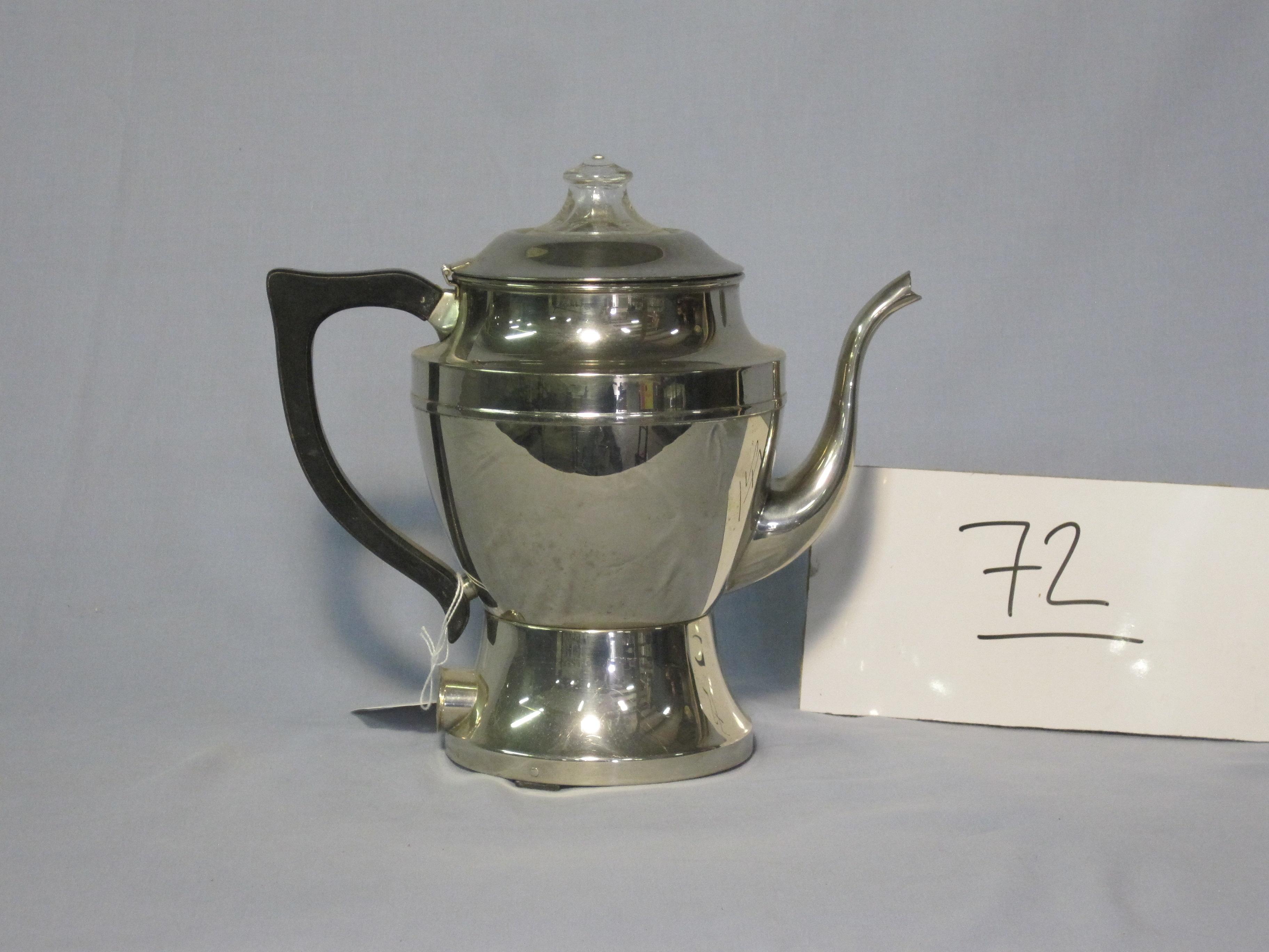 Colema electric coffee pot # 61