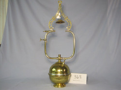 Coleman No 4 arc lamp
