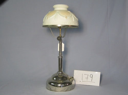 AGM P67 lamp with shade