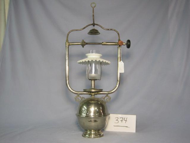 Nulite arc lamp