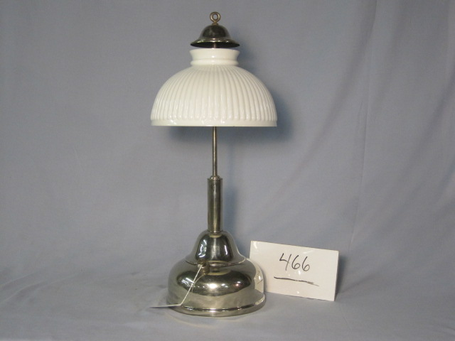 custom lamp and shade
