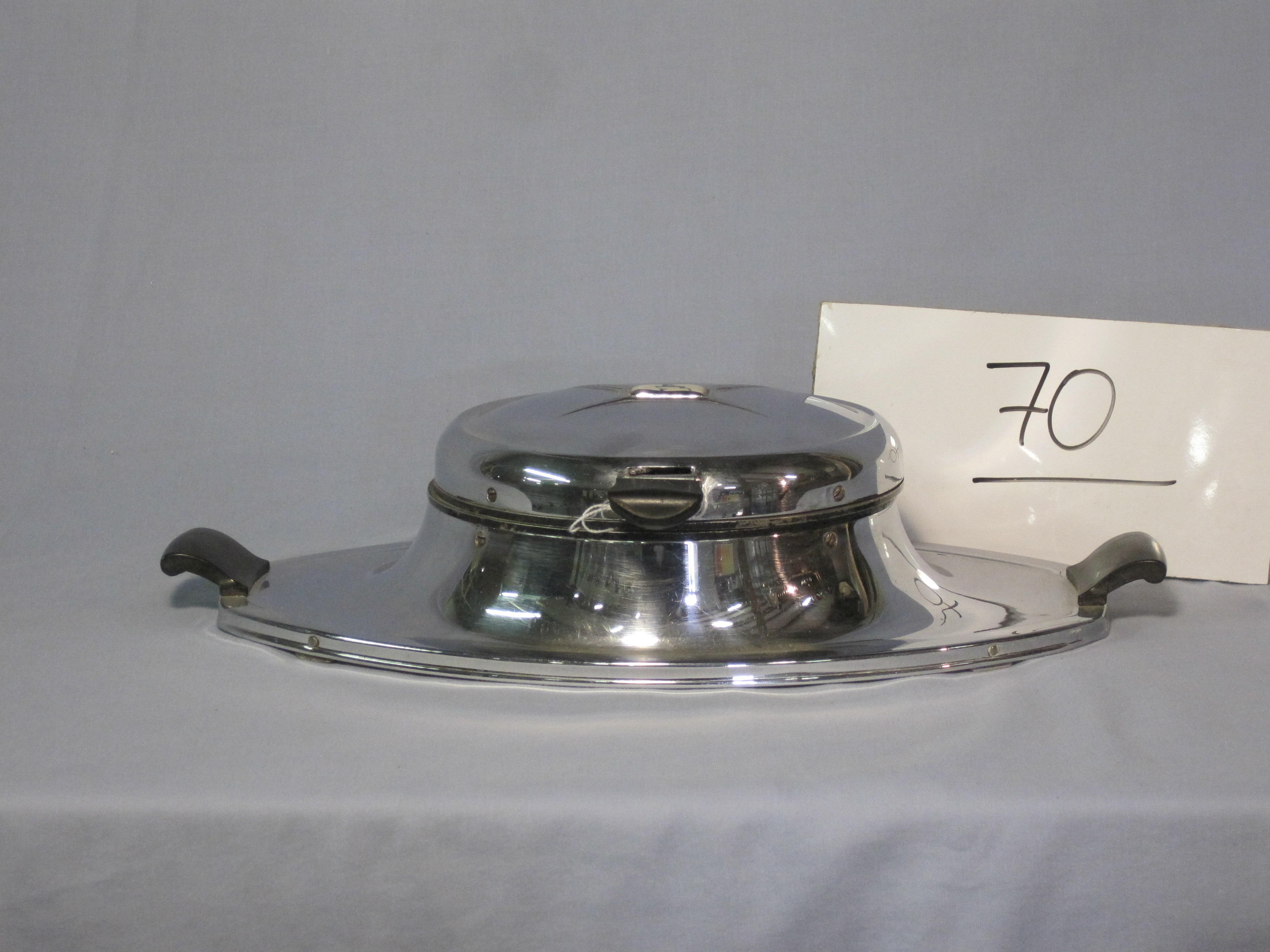 Coleman electric waffle iron #17
