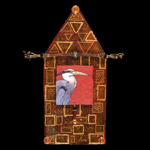 Ave´ Heron