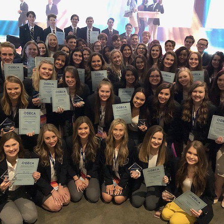 2019 State Competition Winners Advancing to ICDC
