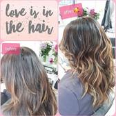 Loving my hair colour by Monika @optionz