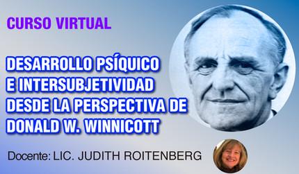 Desarrollo Psíquico e Intersubjetividad desde la perspectiva de Winnicott