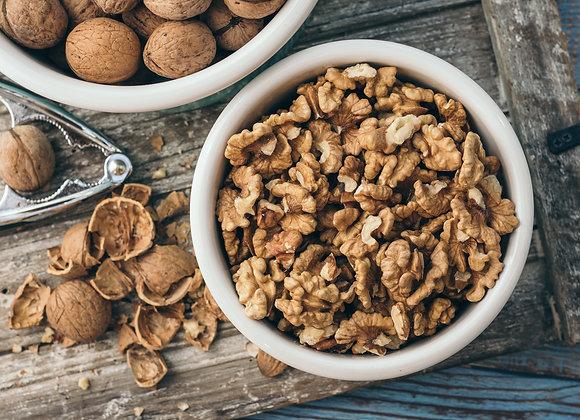 Walnut Quarters And Pieces