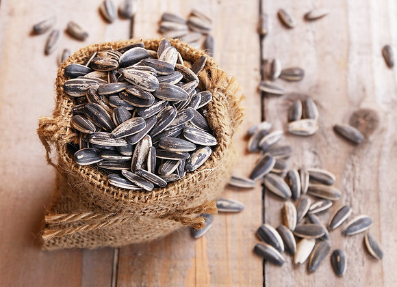 Salted Sunflower Seeds In Shell