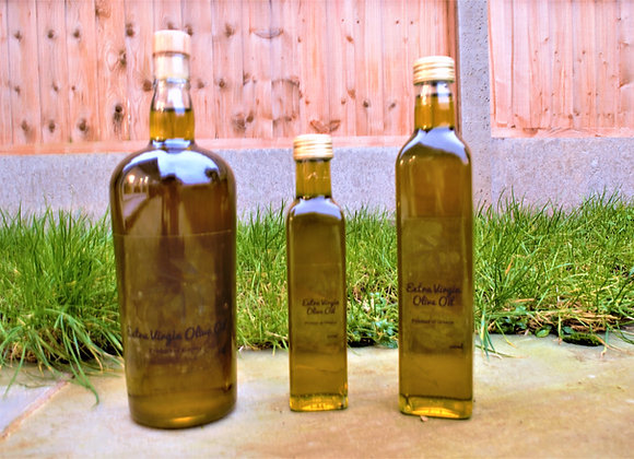 Extra Virgin Olive Oil From Tripoli