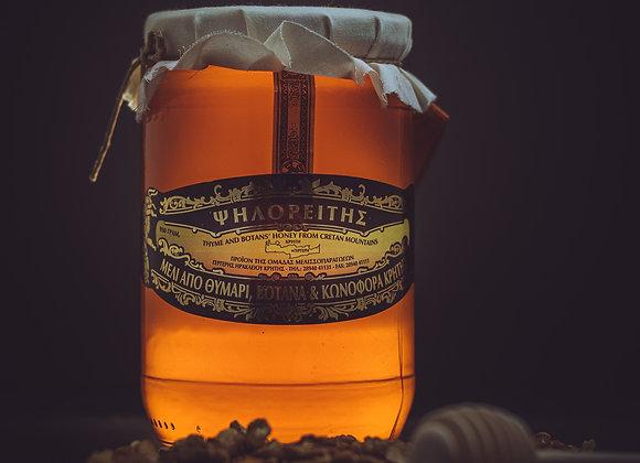 Psiloritis Thyme and Herbs  Honey