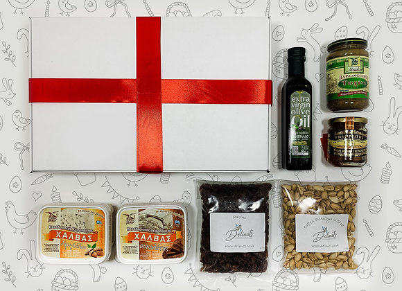 Greek Delight Gift Box
