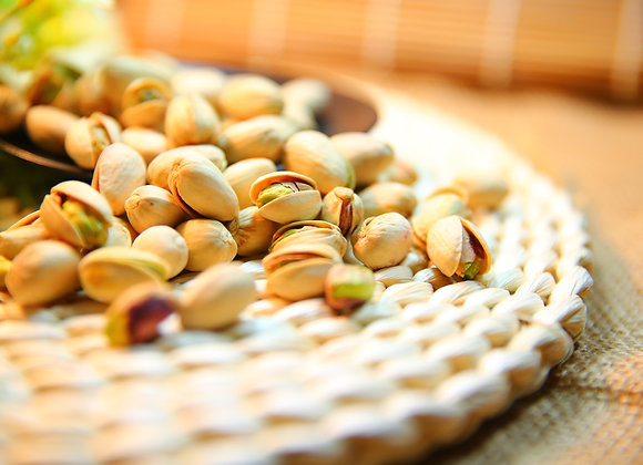 Salted Pistachios in shell