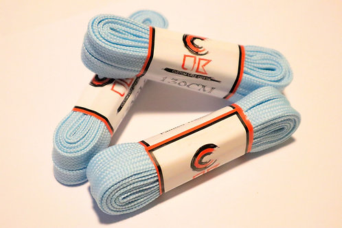 Baby Blue Laces (2 Pairs)