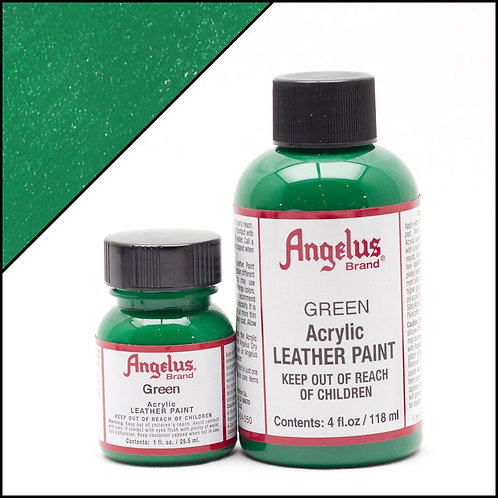 Angelus Leather Paint - Green