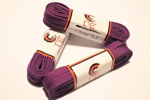 Purple Laces (2 Pairs)