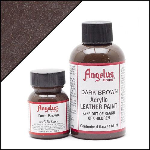 Angelus Leather Paint - Dark Brown