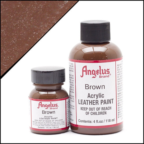 Angelus Leather Paint - Brown