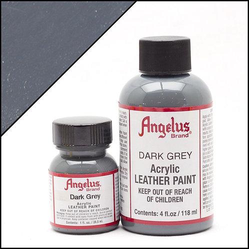 Angelus Leather Paint - Dark Grey